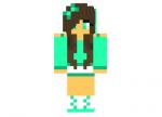 Spearmint-girl-skin