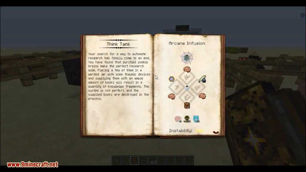 Thaumic Exploration Mod Screenshots 7