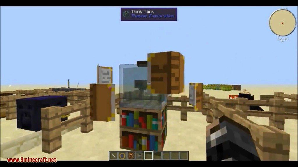 Thaumic Exploration Mod Screenshots 8