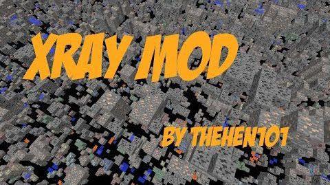 Чит x-ray и fly для minecraft 1. 7. 10.
