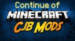 Continue of CJB Mod 1.7.2/1.6.4/1.5.2