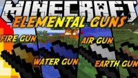 Elemental-Guns-Mod