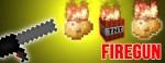 FireGun Mod 1.6.4/1.5.2