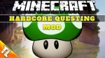 Hardcore Questing Mode Mod 1.7.10/1.7.2/1.6.4
