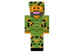 Militaire-skin