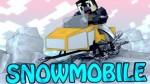 Snowmobile Vehicle Mod 1.6.4