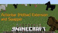 Actionbar-Hotbar-Extension-and-Swapper-Mod