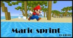 Mario Sprint Map 1.7.10/1.7.2