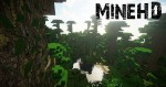 MineHD Resource Pack 1.8.7/1.8