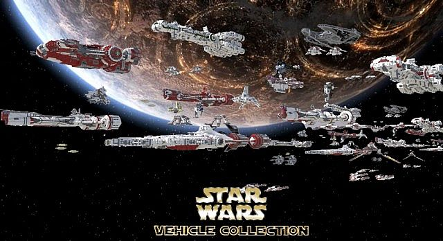 Star Wars Characters Planets and Vehicles  StarWarscom