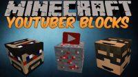 Youtuber-Blocks-Mod