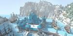 Arendelle Frozen Map 1.7.10/1.7.2