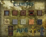 Elements Resource Pack 1.8.6/1.8