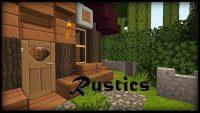 Rustics-128x-resource-pack