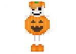 Smiley Pumpkin Ghost Skin