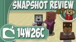 Minecraft Snapshot 14w26c