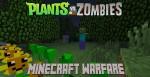 Plants-Vs-Zombies-Minecraft-Warfare-Mod