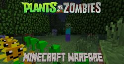 Plants Vs Zombies 2 Minecraft Mod