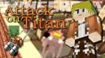 Attack on Titan Mod 1.7.10/1.7.2/1.6.4
