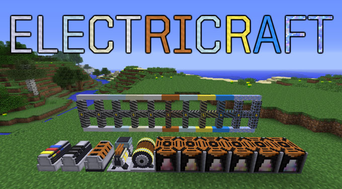 electricraft mod 1710164 minecraft mods minecraft