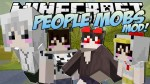 People Mobs (Personification Mob) Mod 1.7.2/1.6.4