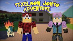 Pixelmon-Johto-Map