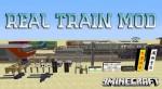 Real Train Mod 1.7.10/1.7.2/1.6.4