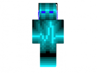 Robotic-meter-man-skin