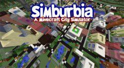 Simburbia-Map