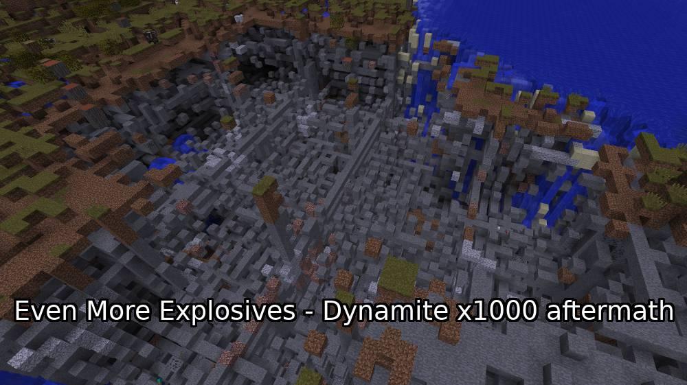 Super TNT Mod for Minecraft 11