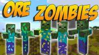 Ore Zombies Mod