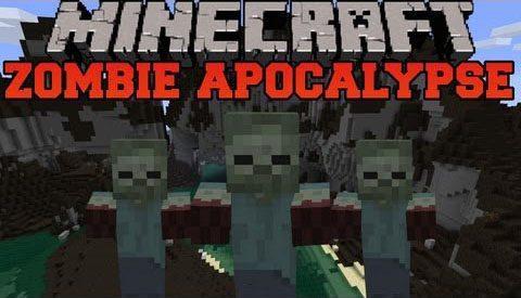 The Zombie Apocalypse Mod 9minecraft Net