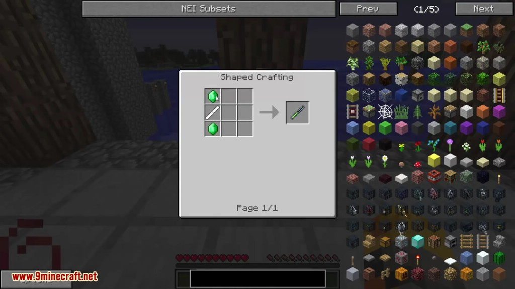 Power Pills Mod Crafting Recipes 6