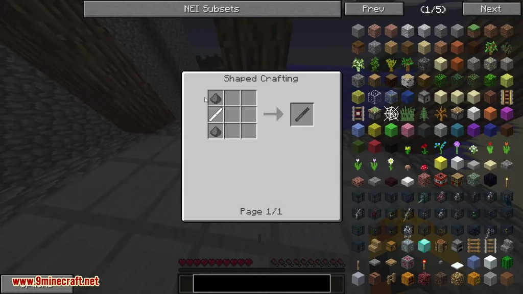 Power Pills Mod Crafting Recipes 7