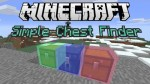 Simple Chest Finder Mod 1.8/1.7.10
