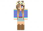 Summer Girl FTW Skin
