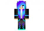 Violet Dragon Girl Skin