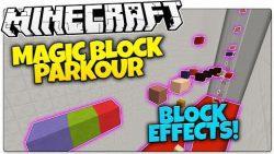 Block-Parkour-Map