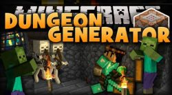 Dungeon-Generator-Map