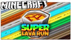 Super-Lava-Run-Map