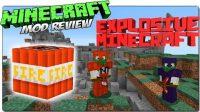 Explosive-Minecraft-Mod