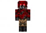 Nightmare Foxy skin