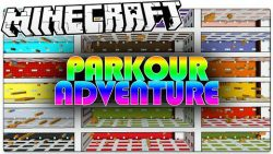 Parkour-Adventure-Map