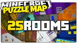 25-Rooms-Puzzle-Map
