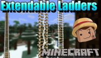 Extendable-Ladders-Mod