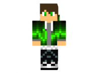 Green-electric-dj-skin