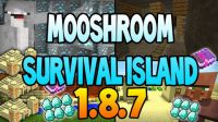 Mooshroom-survival-island-and-dungeons-seed