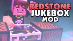 Redstone-Jukebox-Mod
