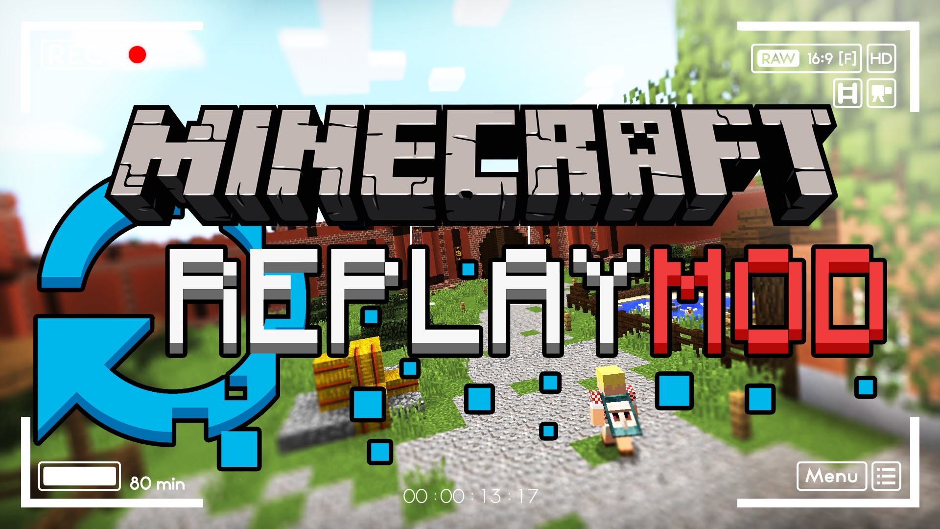 Replay Mod Record Relive Share Your Experience - Minecraft spiele die man runterladen kann