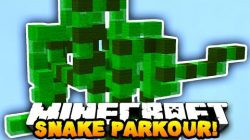 Twisty-Snake-Parkour-Map